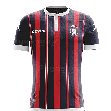 Zeus Camiseta Oficial 2016/17 Crotone Fútbol Home, ...