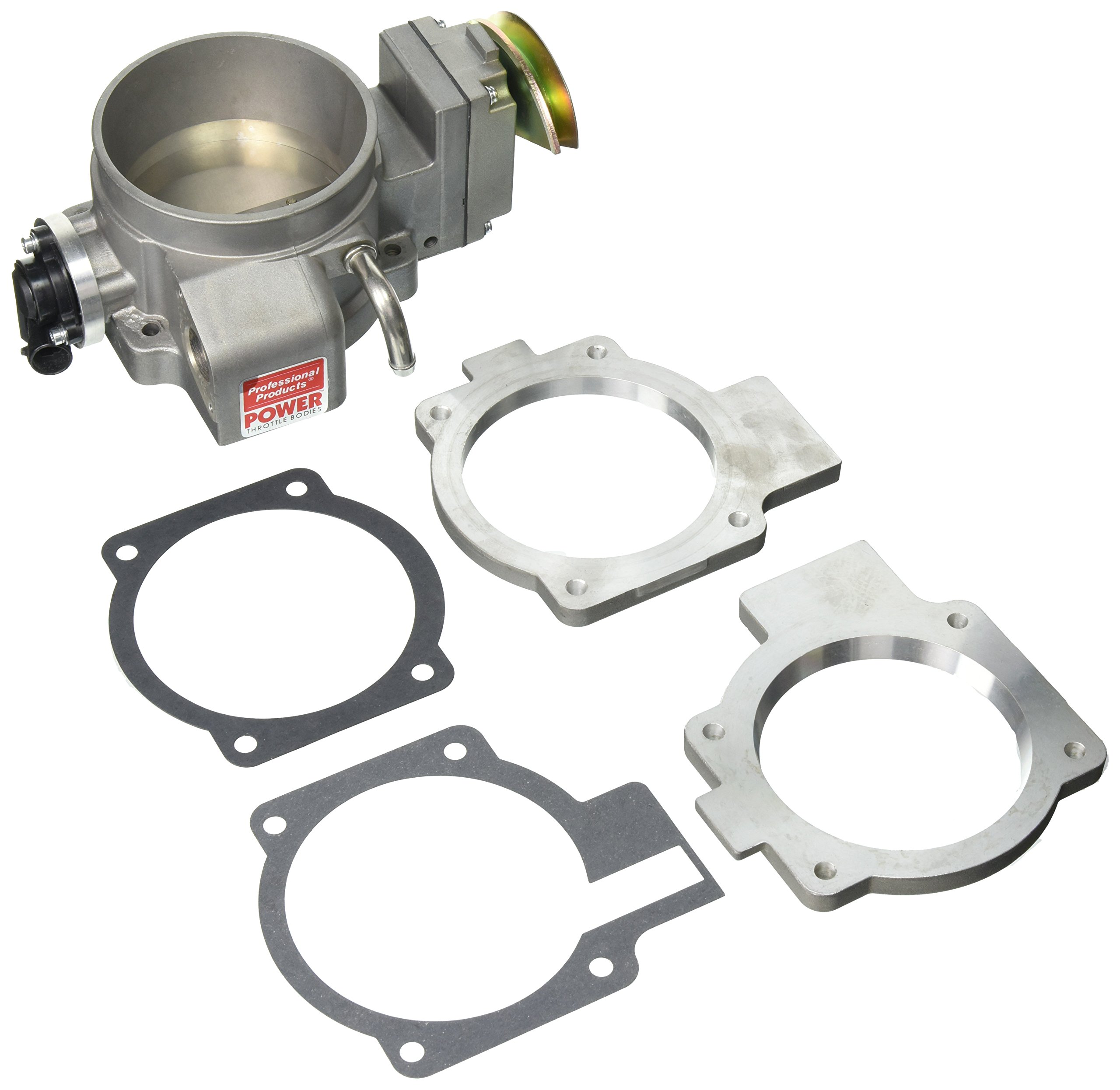 Professional Products (69729) 96mm Satin Throttle Body for Chevrolet/GM LS2 by Professional Products