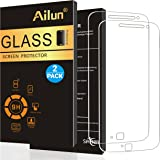 Moto G4 Plus Screen Protector,[2Pack]by Ailun,9H Hardness,Scratch-Proof,Case Friendly,Tempered Glass for Moto G4 Plus,NOT for Moto G4,Moto G4 Play,Moto Z Play,LG G4-Siania Retail Package
