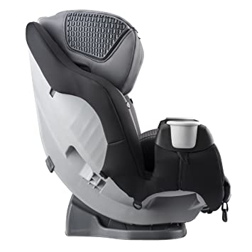Evenflo SafeMax All-In-One Car Seat with SensorSafe, Industrial Edge with Car Seat Accessory Kit