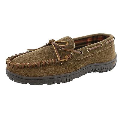 Clarks Men's Douglas Indoor & Outdoor Slippers | Slippers