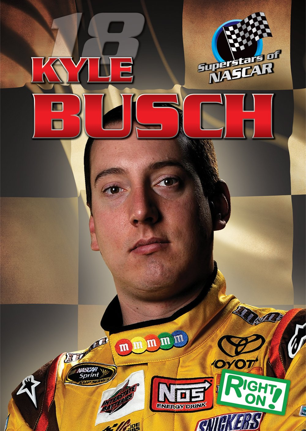 Kyle Busch (Superstars of NASCAR) PDF