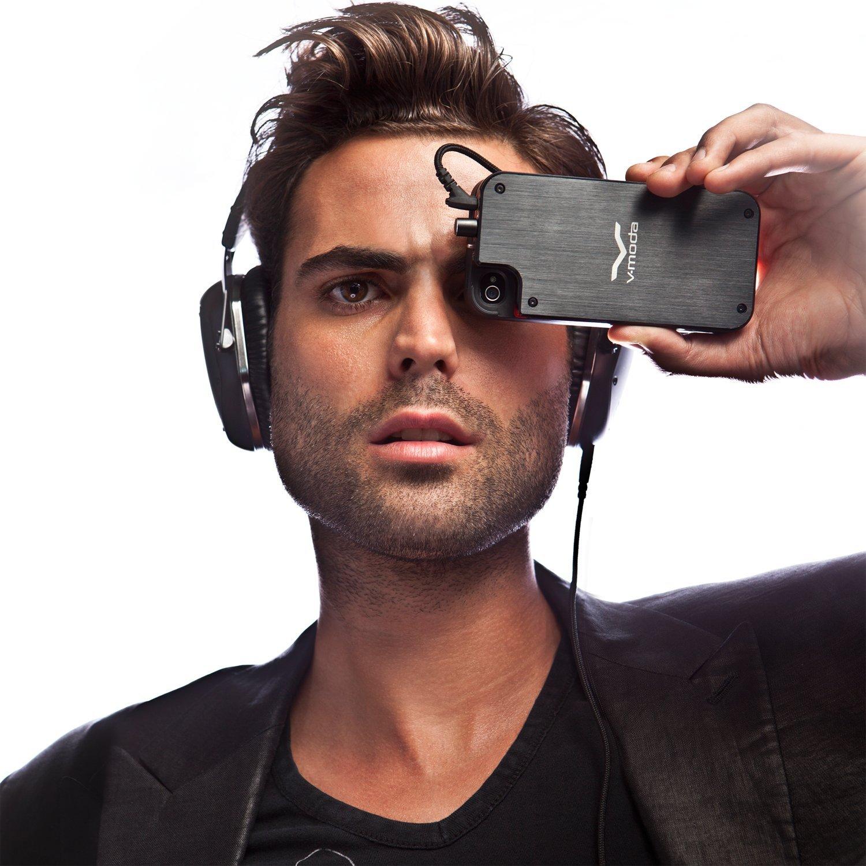 V-MODA Crossfade LP Over-Ear Noise-Isolating Metal Headphones: Amazon.es: Electrónica