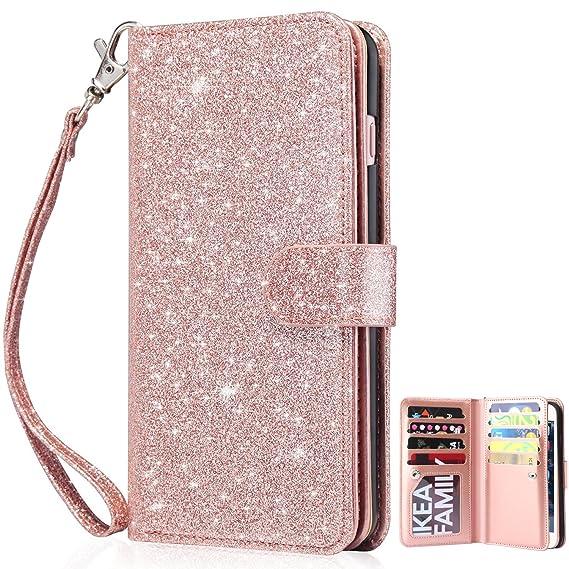 Amazoncom Dailylux Iphone 8 Case Iphone 7 Wallet Casepremium Pu