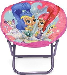 Nickelodeon Shimmer & Shine Mini Saucer Chair