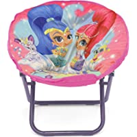 (Shimmer and Shine) - Nickelodeon Shimmer and Shine Mini Saucer Chair