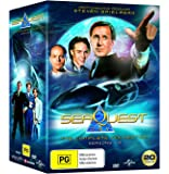 SeaQuest DSV - Complete Collection (DVD Seasons 1 - 3 58 Espisodes)