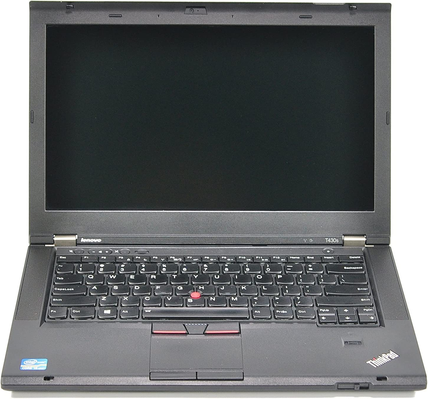 Lenovo Thinkpad T430s 14in HD Business Performance Laptop Computer PC, Intel Dual Core i5-3320M up to 3.3GHz, 16GB Ram, 256GB SSD, DVD, Bluetooth, Windows 10 Professional (Renewed)