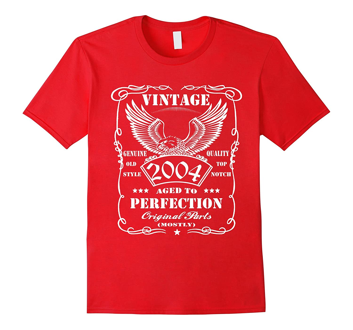 13th Birthday Vintage Made in 2004 Gift ideas Man T shirt-CD