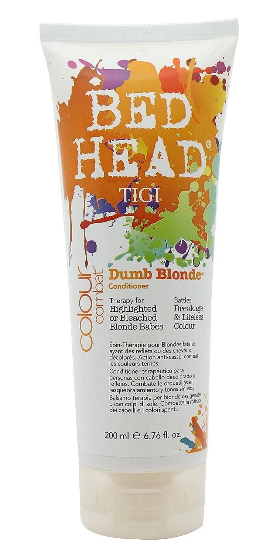 Tigi Bed Head Couleur Combat Dumb Blonde Conditioner 200ml