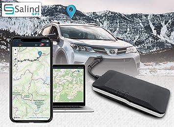 SALIND - Rastreador GPS con conexión Directa a la batería ...