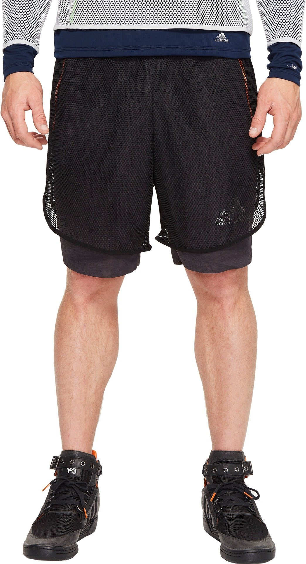 adidas x Kolor  Men's CLMCHL Shorts Black X-Small 9