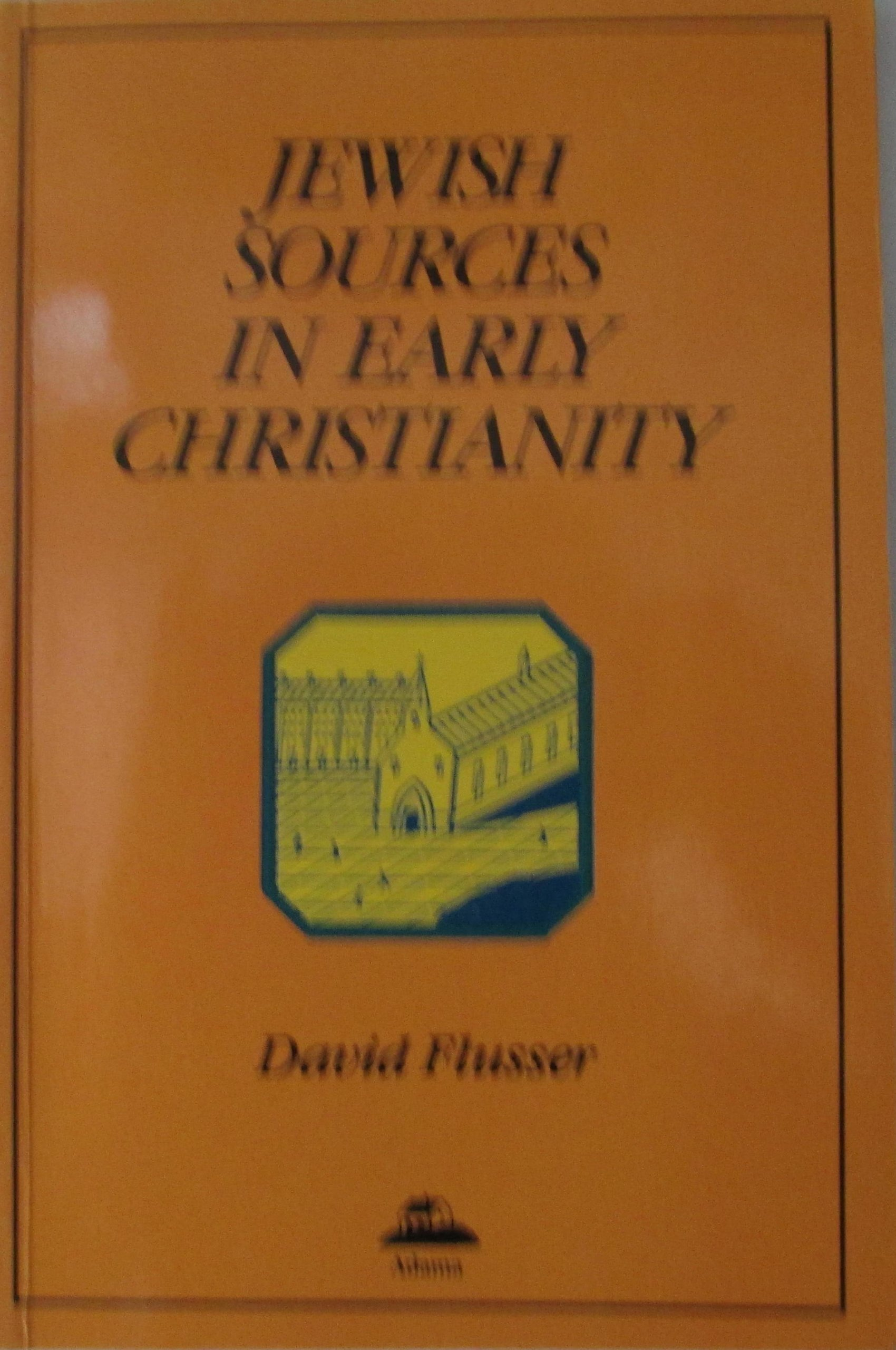 jewish-sources-in-early-christianity