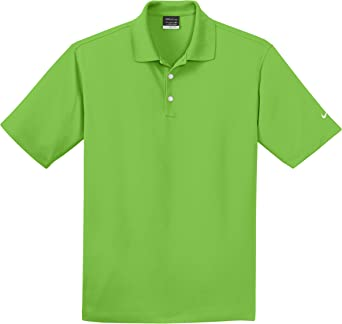 Nike Golf – Dri-fit Polo, Verde (Mean Green): Amazon.es: Deportes ...