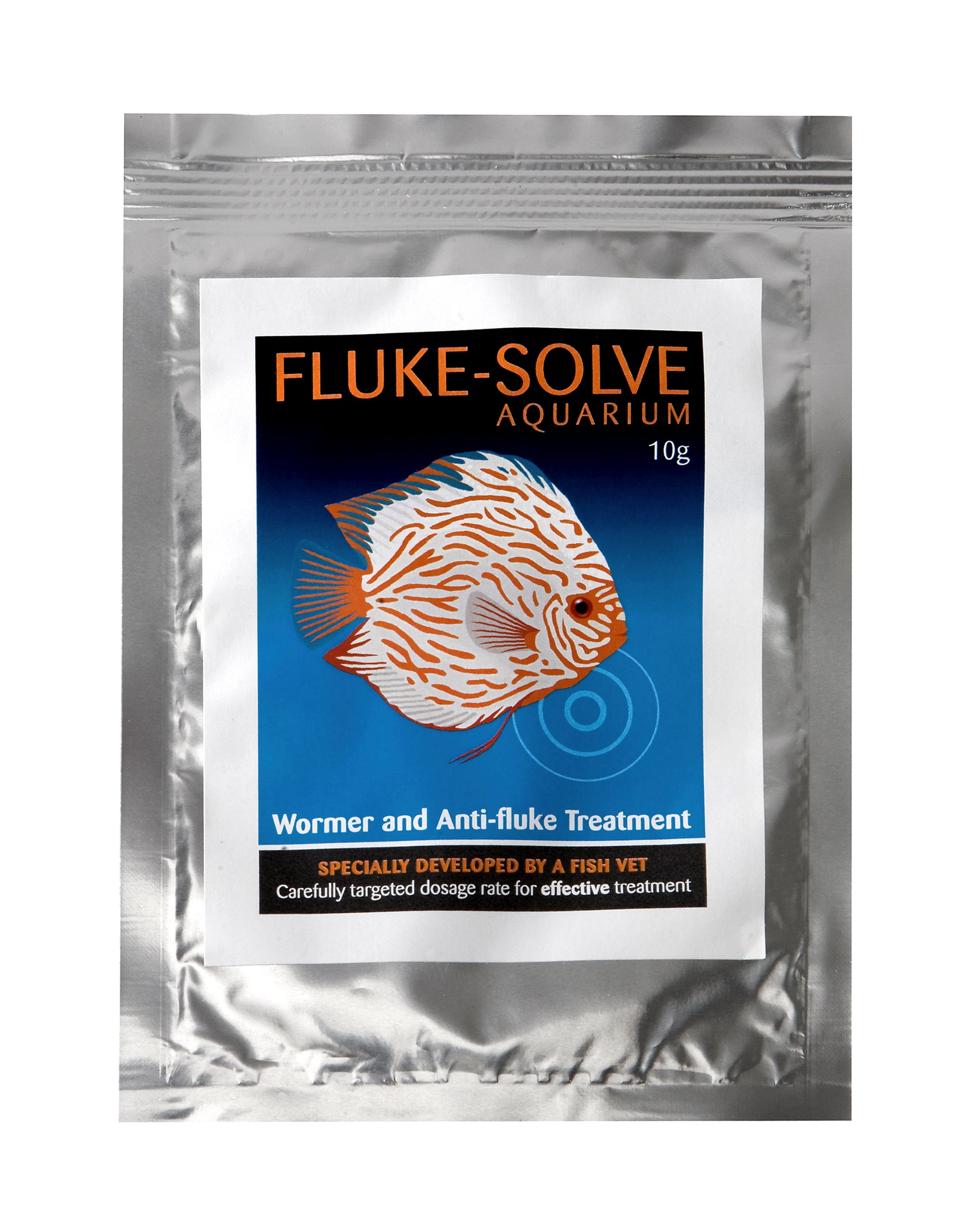 Vetark Fluke Solve Aquarium, 10 g
