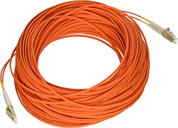 LC//LC 30M N320-30M Tripp Lite Duplex Multimode 62.5//125 Fiber Patch Cable 100-ft. ,Orange