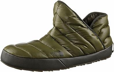 North Face M TB Traction Bootie, Zapatillas de Senderismo para Hombre, Marrón (Shnybrntolvgrn/Blackinkgn), 40.5 EU: Amazon.es: Zapatos y complementos