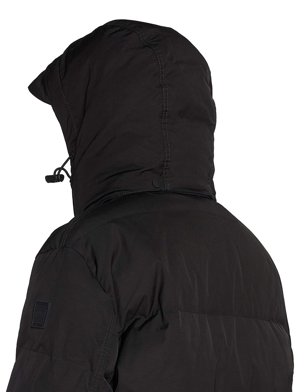 cf852a9f024 Amazon.com: Hugo Boss Mens Jacket ONEK 50393939 Size 50 Black: HUGO BOSS:  Clothing