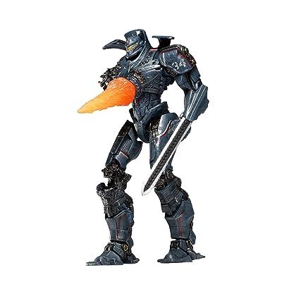 "NECA Pacific Rim Deluxe 7"" Series 6 Reactor Blast Gipsy Danger Action Figure: Toys & Games"