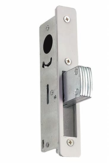 Global Door Controls 1-1/8 in. Aluminum Mortise Lock with Deadlock Function  sc 1 st  Amazon.com & Global Door Controls 1-1/8 in. Aluminum Mortise Lock with Deadlock ... pezcame.com