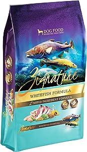 Zignature Limited Ingredient Formula Grain-Free Dry Dog Food