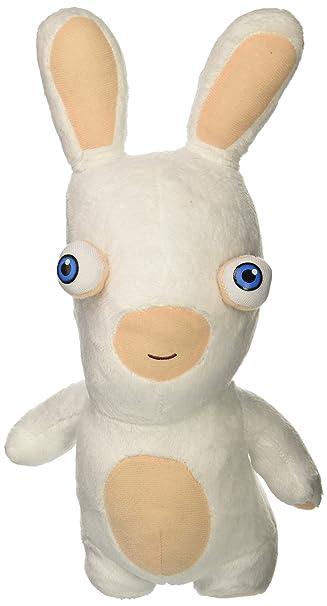 Amazoncom McFarlane Toys Rabbids Series 2 White Rabbid Plush
