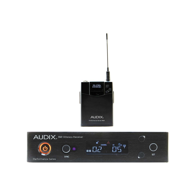 Audix ap41 BP r41多様性受信機with b60 Bodypack送信機   B078923D26
