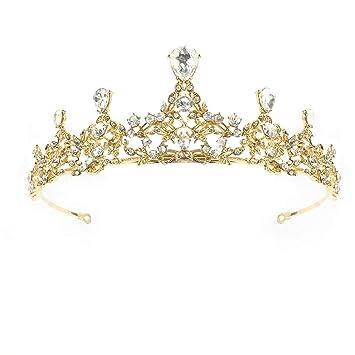 Lovely Office Lady Girl Wedding Prom Crystal Bridal Bridesmaid Tiara Headband