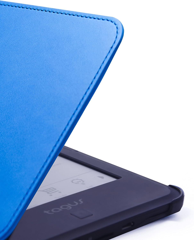 Funda Tagus para eReader Iris 2017 azul: Amazon.es: Oficina y ...