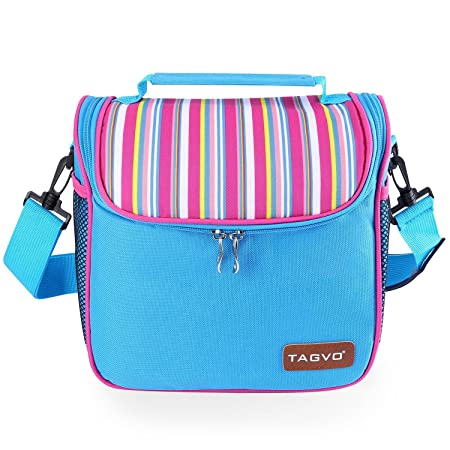 Outdoor Insulated Cooler Bag Pack Picnic Food Lunch Storage Box Camping Hiking T