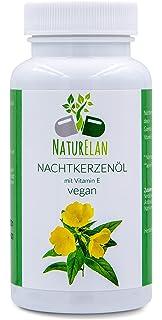 Las cápsulas de aceite de borraja veganas - 90 cápsulas que contienen 500 mg de aceite de borraja - que contienen ácidos grasos omega-6, vitamina E y ácido gamma-linolénico |: Amazon.es: Salud