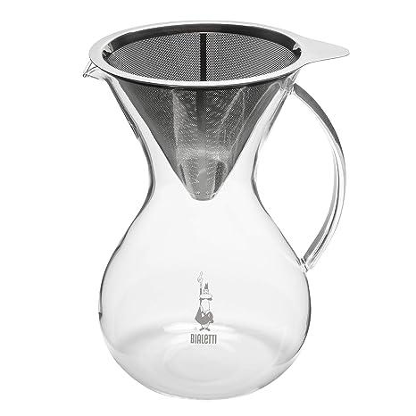 Bialetti 5473 Filtro de café, Acero Inoxidable, Plata, 30 x ...