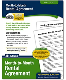 Amazon Com Adams Notice To Pay Rent Or Quit Forms And