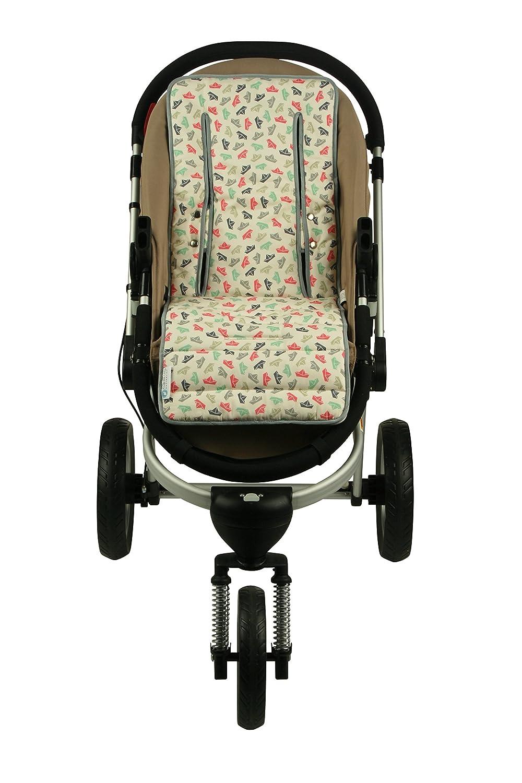 Pram Liner Set Keep Me Cosy™  2 in 1 infant Footmuff