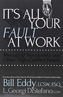 Working with the Self-Absorbed: How to Handle Narcissistic