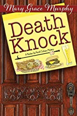 Death Knock (A Noshes Up North Culinary Mystery Book 2) Kindle Edition