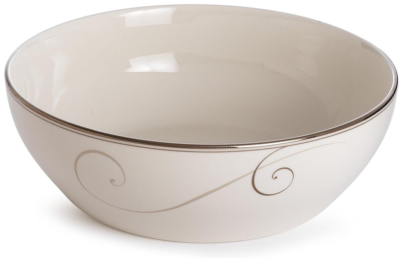 Noritake Platinum Wave Round Vegetable Bowl 9317 426