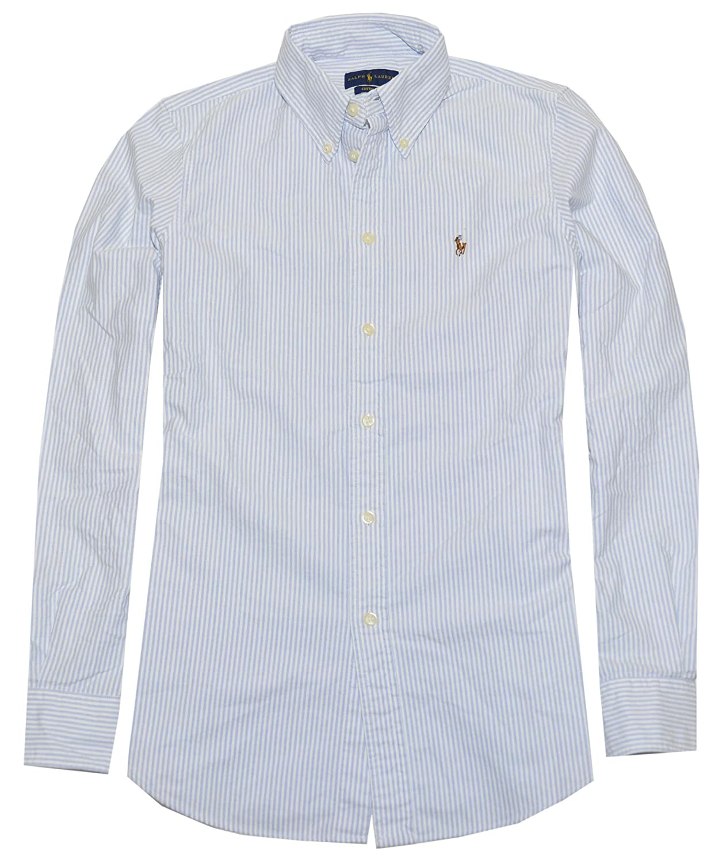 Ralph Lauren Womens Oxford Classic Fit Button Down Shirt At Amazon