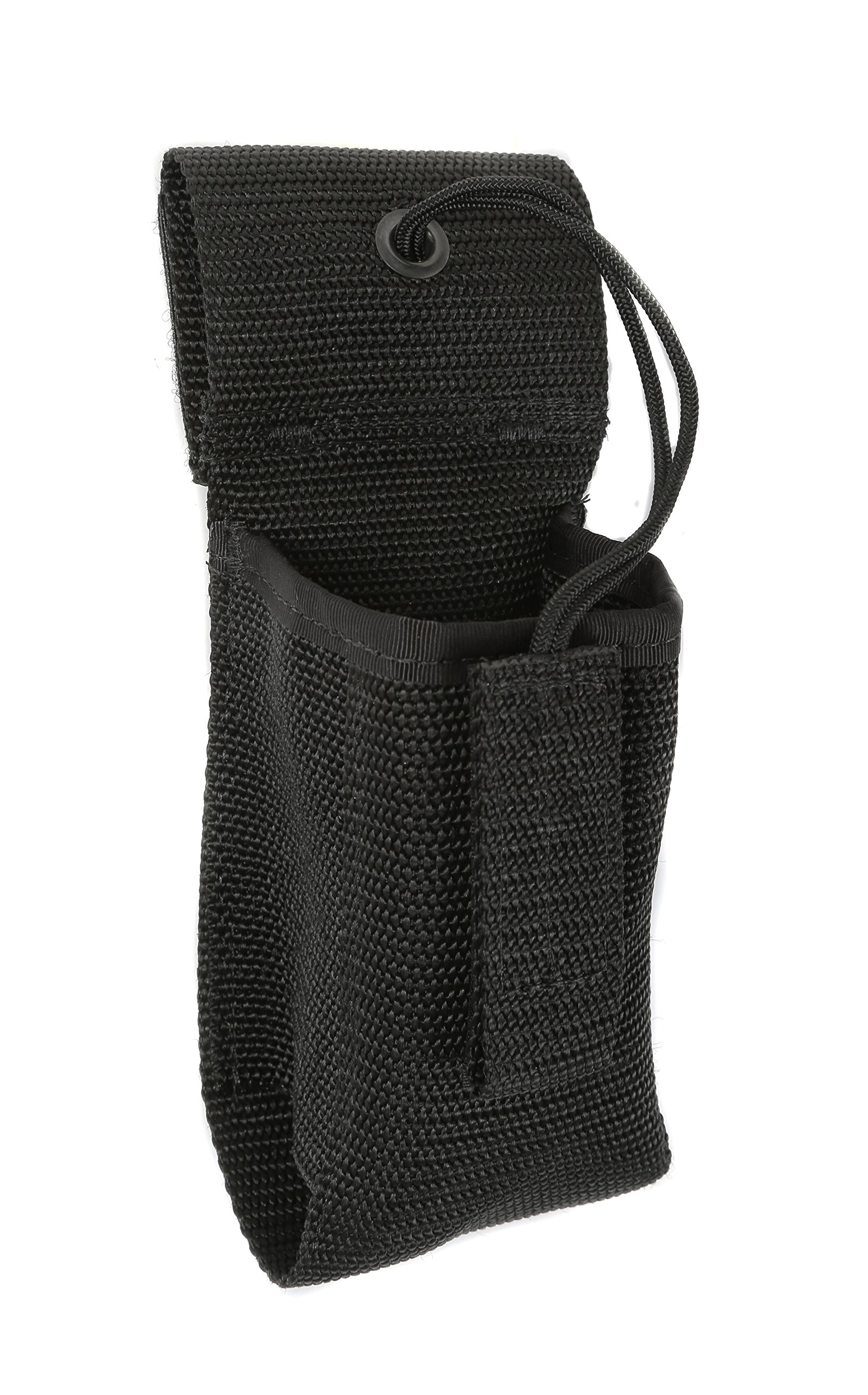 Raine Adjustable Two-Way Radio Case, Black