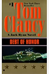 Debt of Honor (Jack Ryan Universe Book 7) Kindle Edition