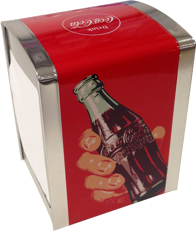 Coca Cola serviettenspender - X48: Amazon.de: Küche & Haushalt