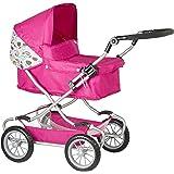 Mamas & Papas 1423394 X-CEL Pink Dolls Pram, 5-10 Years