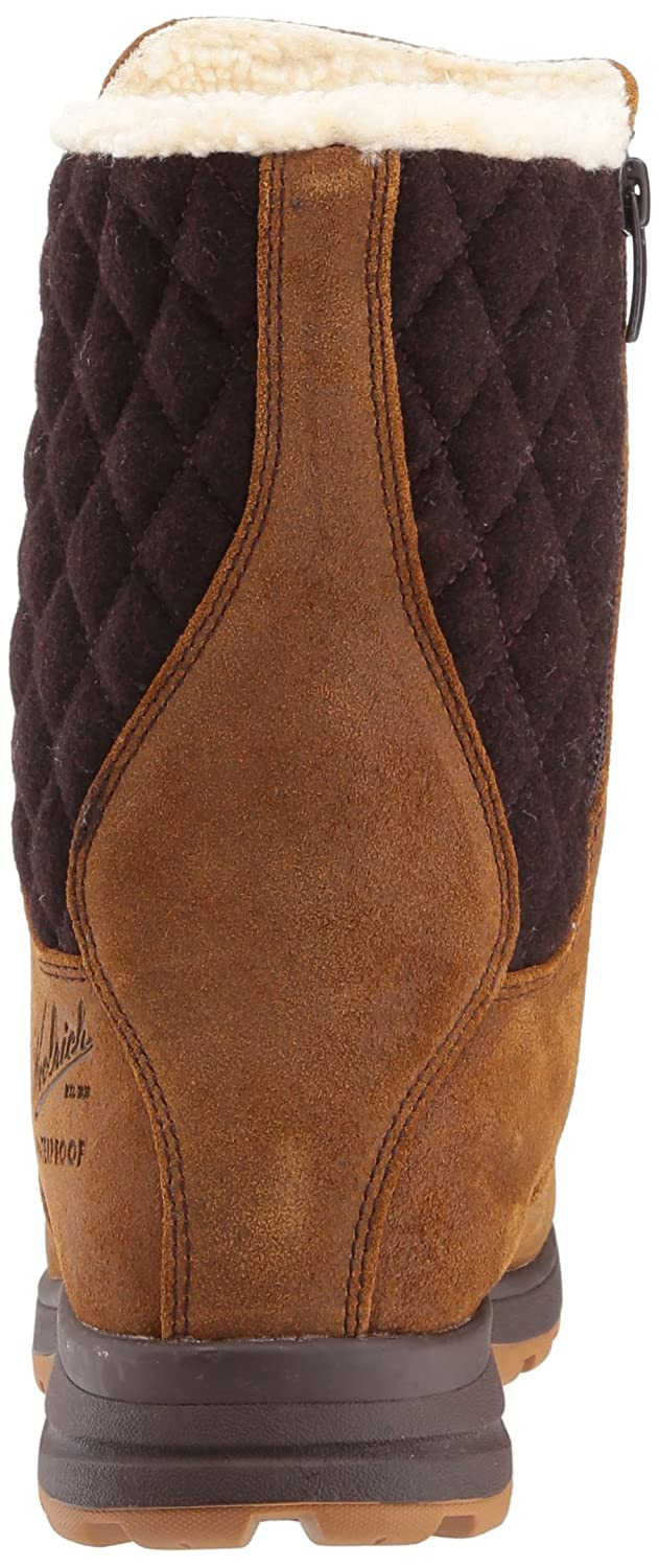 Woolrich Women's Palmerton Trail Winter Boot B01NBJG4YT 10 B(M) US|Toffee