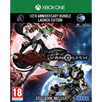 Bayonetta & Vanquish 10th Anniversary Bundle - Bundle Limited - Xbox One