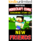 Minecraft Comic Book : Herobrine Story 03 - New Friends