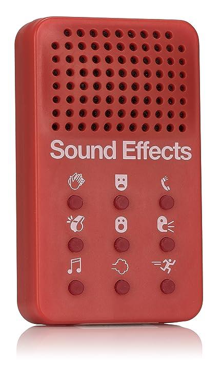 NPW efecto de sonido Prank juguetes – 9 varios sonidos Classic FE sonido máquina