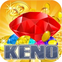 Jewels Rush Keno Game for Kindle Fire