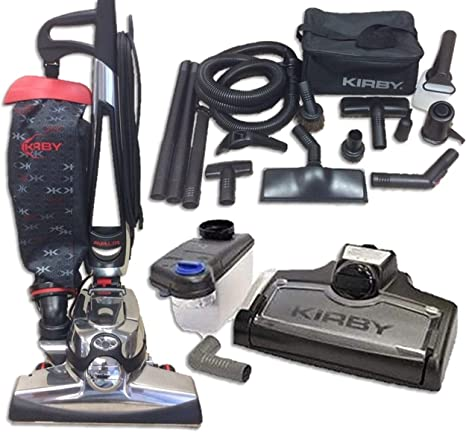 Kirby Avalir 2 Vacuum Cleaner W Shampoo System And Attachment Kit New In Box Amazon Ca Home Kitchen