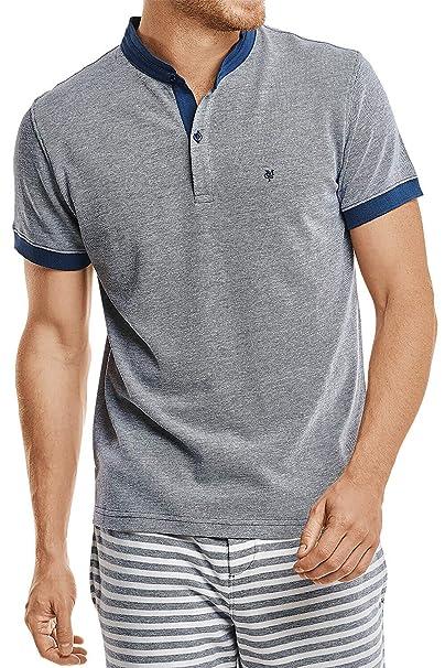 Marc OPolo - Camiseta de Pijama - para Hombre: Amazon.es: Ropa y ...