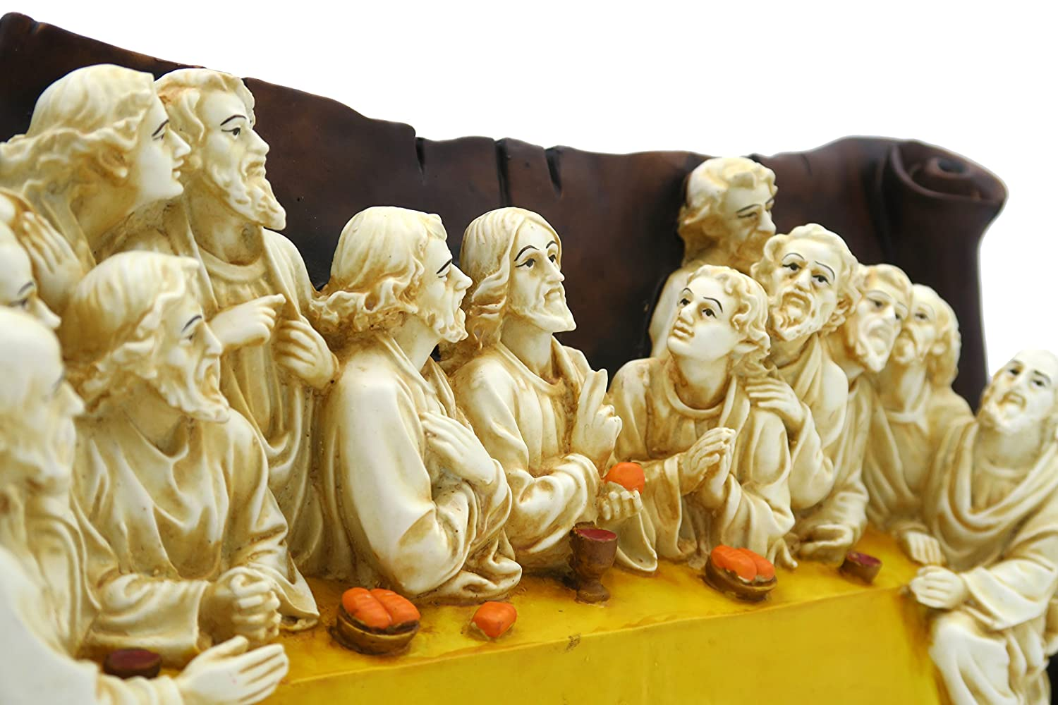 Buy The Last Supper Wall Hanging - Handmade in Polyresin Online at ...